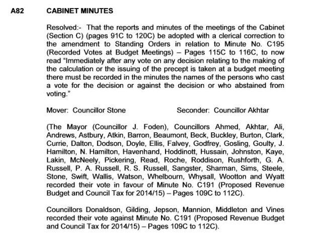 Council budget 11_04_2014
